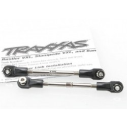 Traxxas Turnbuckles, toe link, 59mm