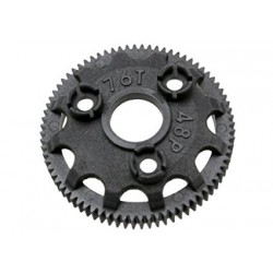 Traxxas Spur gear, 76-tooth (48-pitch) (for models with Torque-Control slipper clutch)