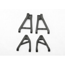Traxxas Suspension arm set, rear (includes upper right & left and lower right & left arms) (1/16 Slash)
