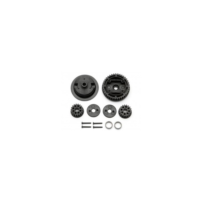 Hpi DIFF PULLEY SET (39T)