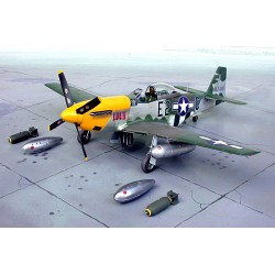 Revell North American P-51D-5NA Mustang