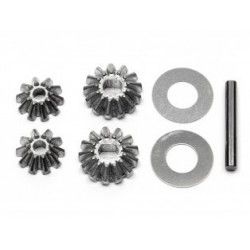 Hpi DIFF BEVEL GEAR SET (13T/10T) Wheely King