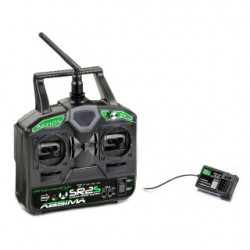 """Absima 2-Channel Radio """"SR2S"""" 2.4GHz incl. Receiver"""