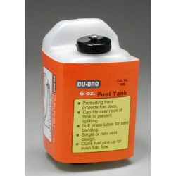 Dubro 6 Oz. Fuel Tank