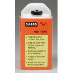 Dubro 14 Oz. Fuel Tank