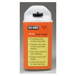 Dubro 16 Oz. Fuel Tank