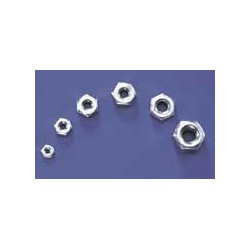 Dubro 10-32 Steel Hex Nuts