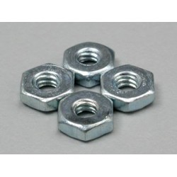 Dubro 8-32 Steel Hex Nuts