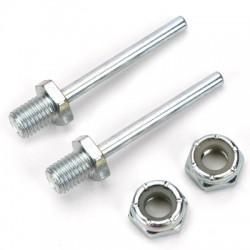 "Dubro 1-1/4"" L x 1/8"" Dia. Axle Shafts"