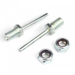"Dubro 1-1/4"" L x 5/32"" Dia. Axle Shafts"