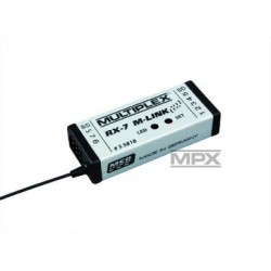 Multiplex RX7 M-Linl 2.4Ghz receiver