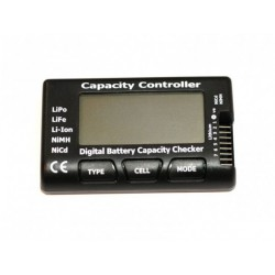 ProTronik Digital battery capacity checker V2