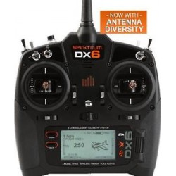 Spektrum DX6 radio only model 2016