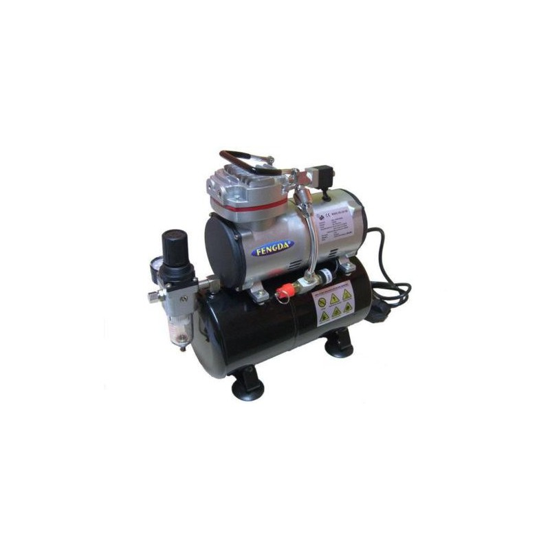Fengda compressor with tank