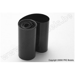 Gforce shrink tubing 91mm black