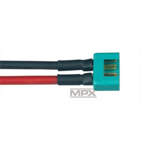 MPX charge lead w.high current plug