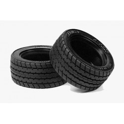 Tamiya RC 60D Super Grip Radial Tires - (M-Chassis) 1pr