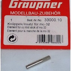 Graupner element for control stick of mc-32