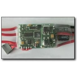 Tsunami 30 brushless sensorless speed controller