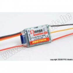 Promodels Brushless ESC Omega 8