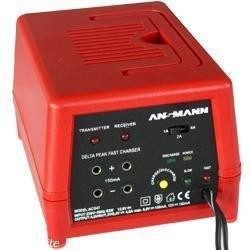 Ansmann ACS 47 Multi Function Fast Charger 4.8v-8.4v
