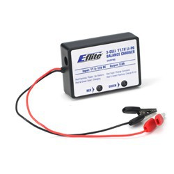 Eflite 3-Cell LiPo Balancing Charger, 0.8A