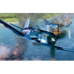 Revell Surf category Vought F4U-1A CORSAIR