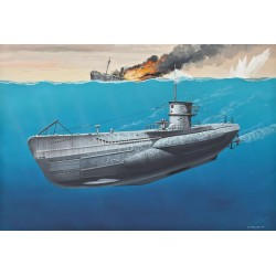 Revell German Submarine TYPE VII C