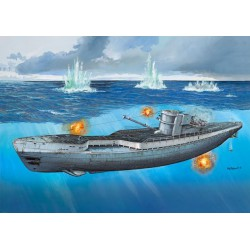 Revell German Submarine TYPE IX C/40 (U190)