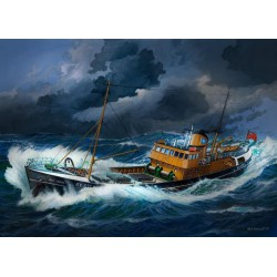 Revell North Sea Trawler