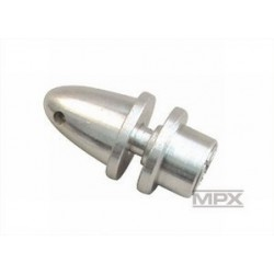 Multiplex Prop driver motor shaft 5mm prop shaft 6mm