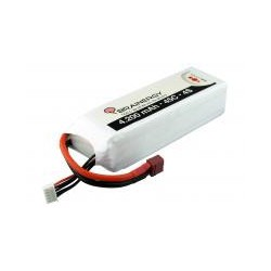 BRAINERGY LiPo 4s1p 14,8V 4.200mAh 45c compatible with Deans T-Plug