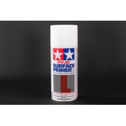 Tamiya Fine Surface Primer, White