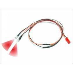 Pichler LED light wire (red)
