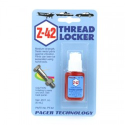 Zap z-42 thread locker blue