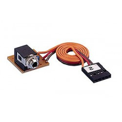 Graupner pupil module for transmitter MC-10/MC-12