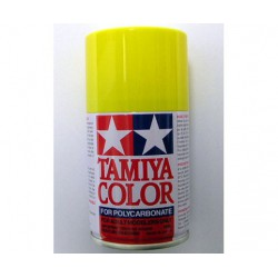 Tamya PS6 Yellow