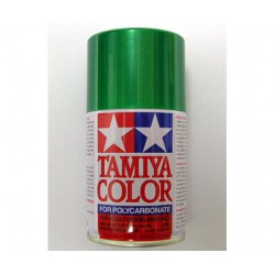 Tamya PS17 Metallic Green