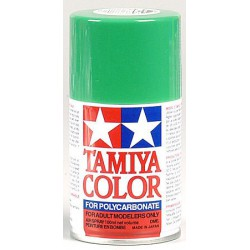 Tamya PS25 Bright Green