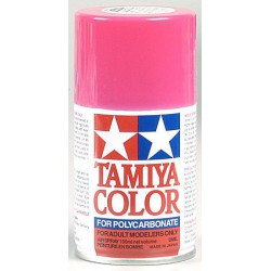 Tamya PS33 Cherry Red