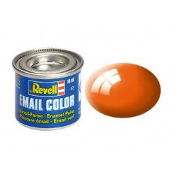 Revell orange, gloss RAL 2004 14 ml-tin