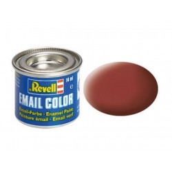 Revell reddish brown, mat RAL 3009 14 ml-tin