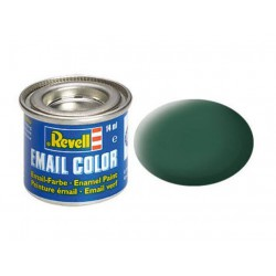 Revell 39 dark green, mat 14 ml-tin