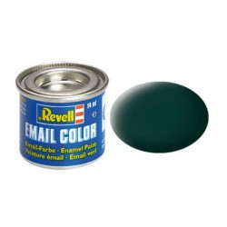 Revell 40 black-green, mat 14 ml-tin