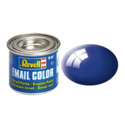 Revell 51 ultramarine-blue, gloss RAL 5002 14 ml-tin