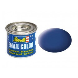 Revell 56 blue, mat RAL 5000 14 ml-tin