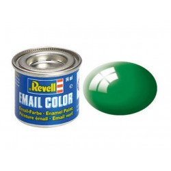 Revell 61 emerald green, gloss RAL 6029 14 ml-tin