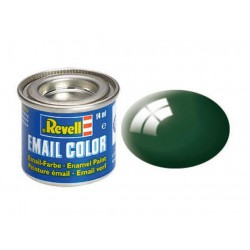 Revell 62 moss green, gloss RAL 6005 14 ml-tin
