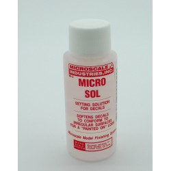 Micro Sol 1oz. bottle (Decal Setting Solution)