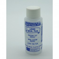 Microscale Micro Liquid 1oz Decal Film